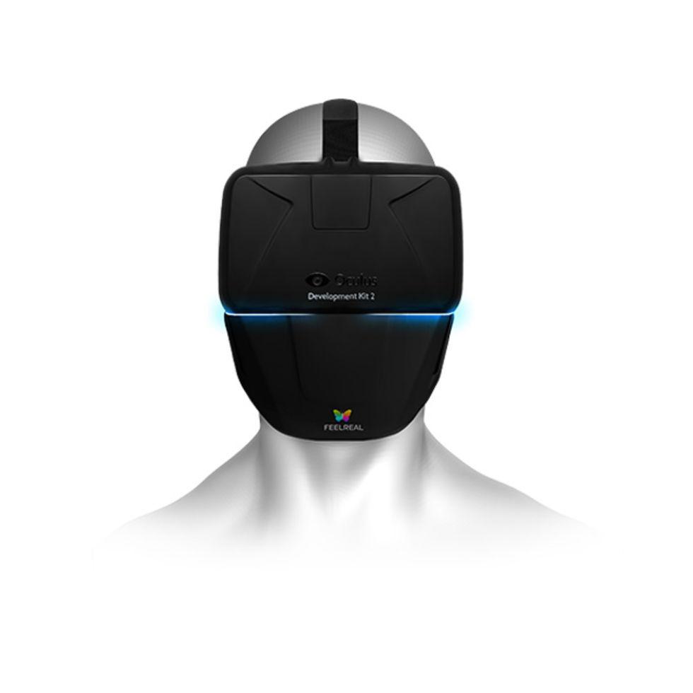 FeelReal släpper VR-tillbehöret Mask