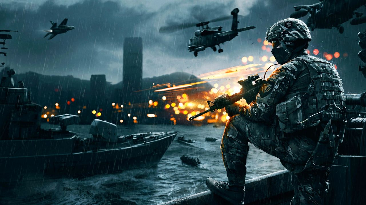 Battlefield Hardline får olika upplösningar på PS4 och Xbox One