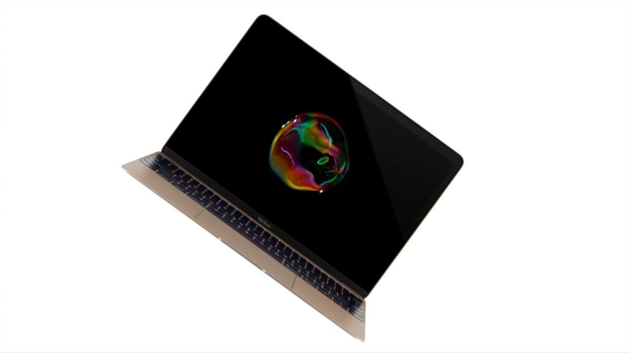 Apple släpper helt ny MacBook
