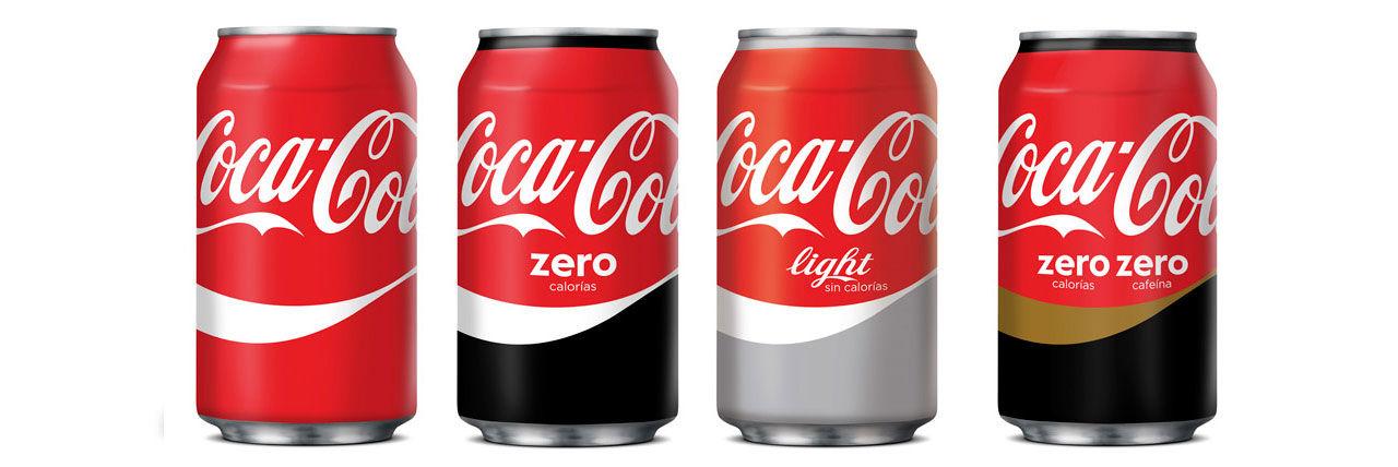 Spanien får egna Coca-Colaburkar