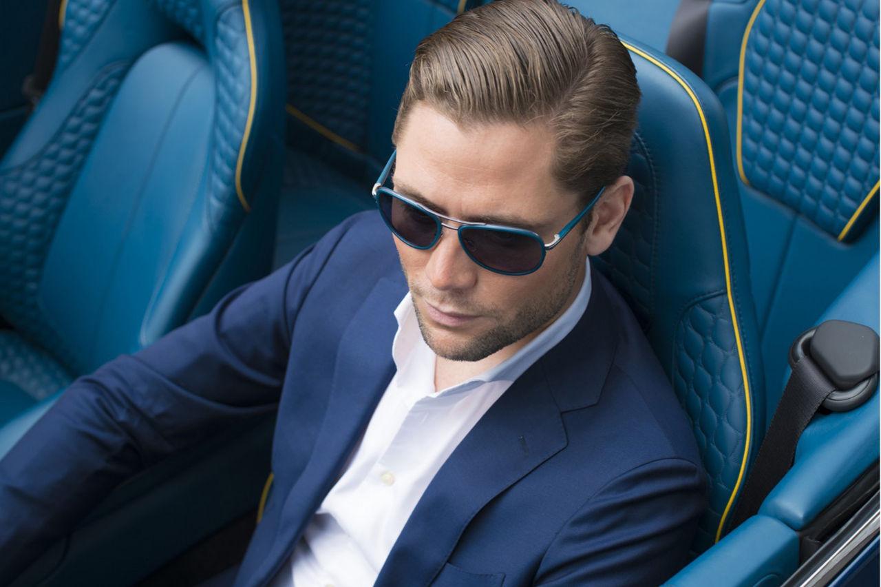 Nya solbrillor från Aston Martin