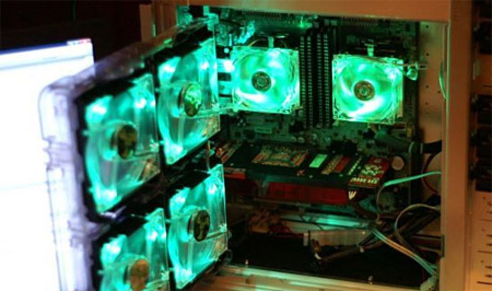 AMD dumpar högprestandaplattform