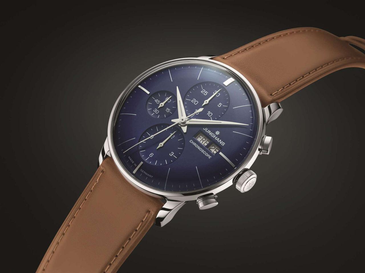 Ny klocka från tyska Junghans