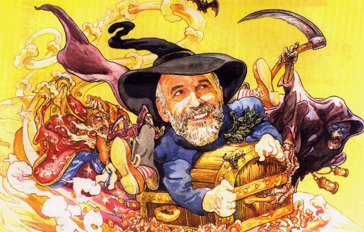 Hejdå Terry Pratchett