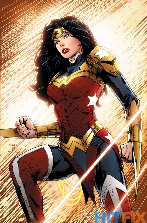 Batman, Stålmannen och Wonder Woman får nya kläder