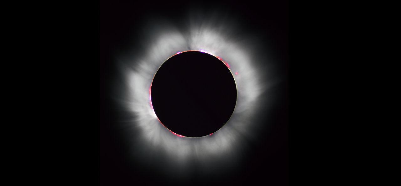 Solförmörkelse drar igång inom kort