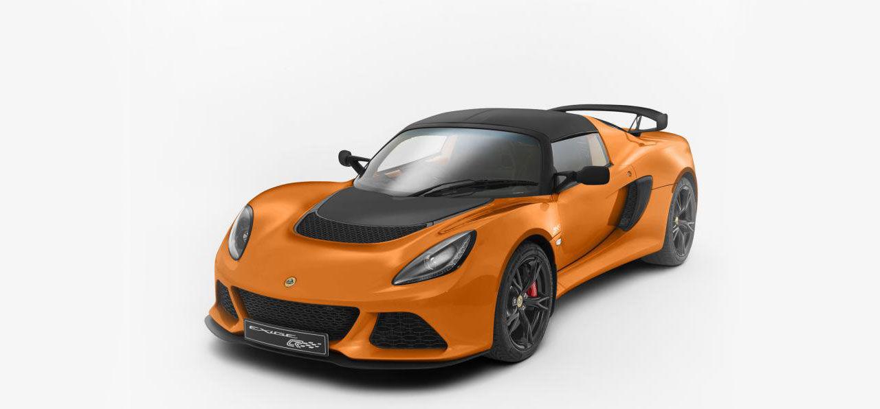 Lotus gör Exige ännu snabbare och lättare