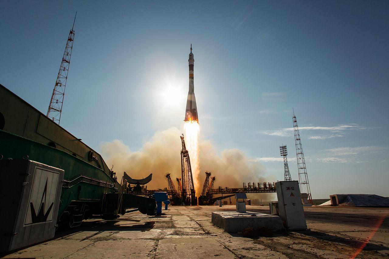 Ryssland planerar att skicka upp turister till ISS