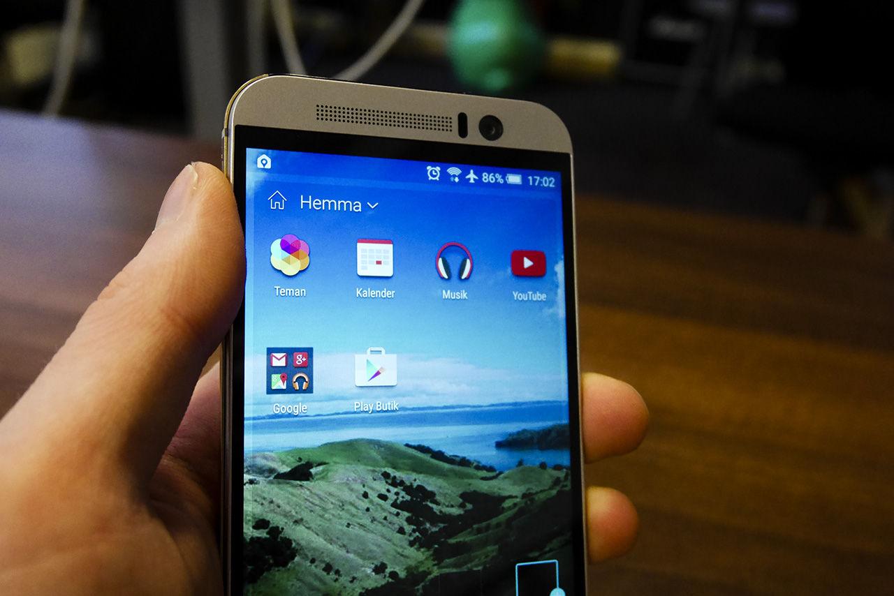 Vi har testat HTC One M9