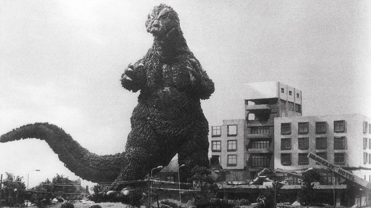 Regissörerna av Neon Genesis Evangelion och Attack on Titan till nya Godzillafilmen