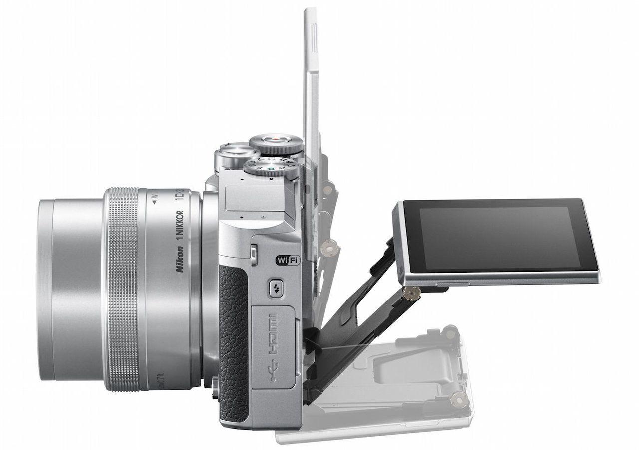 Nikon presenterar Nikon 1 J5