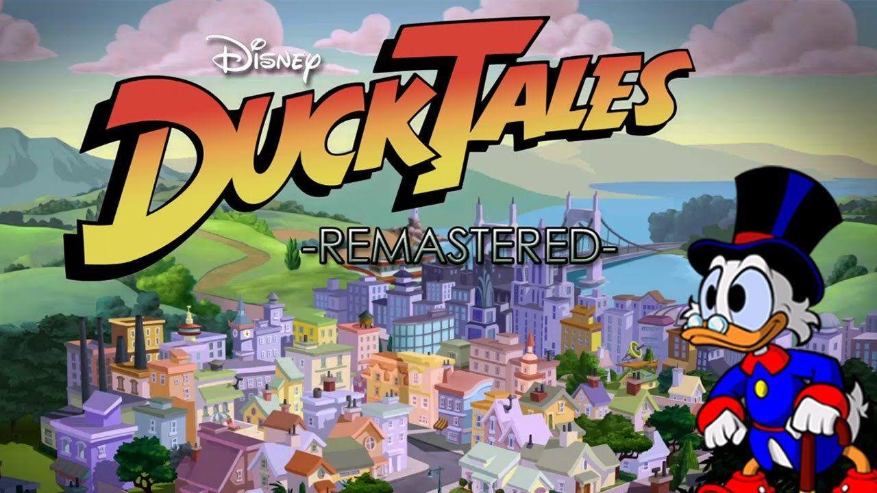 DuckTales Remastered släppt till mobiler