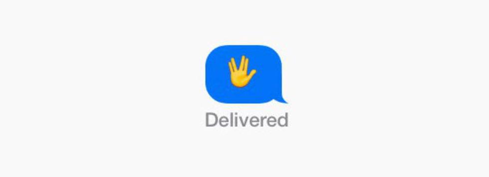 Spock-emoji på gång i kommande version av OS X