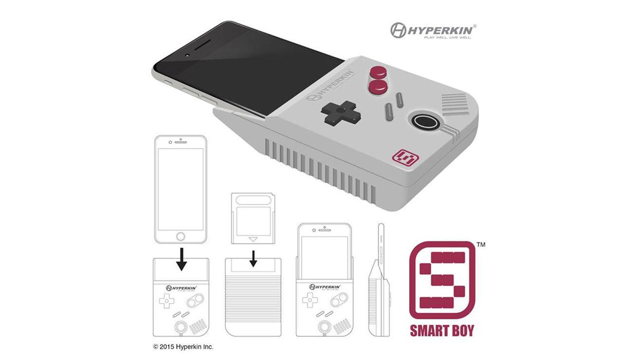 Hyperkin Smart Boy låter dig spela Game Boy-spel på iPhone