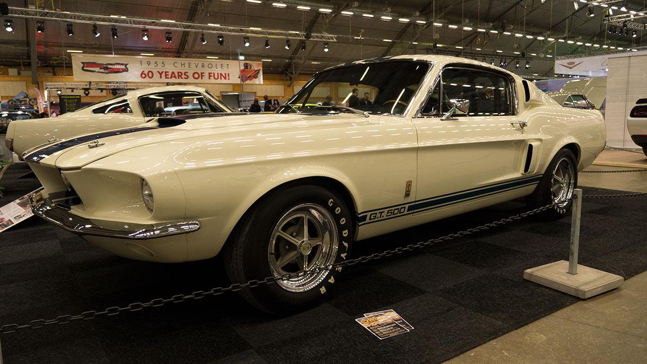 Bilder från Bilsport Performance & Custom Motor Show del 3