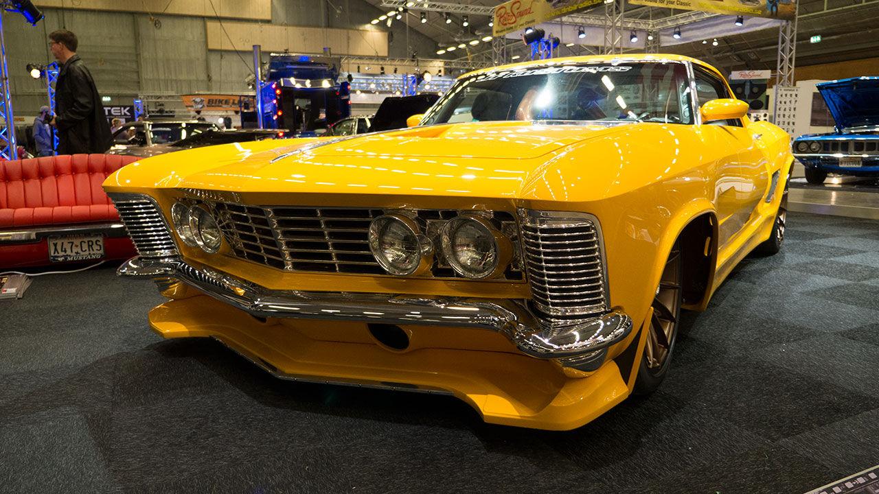 Bilder från Bilsport Performance & Custom Motor Show del 4