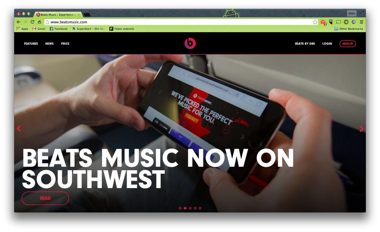 Apple försöker köpa artister exklusivt till Beats