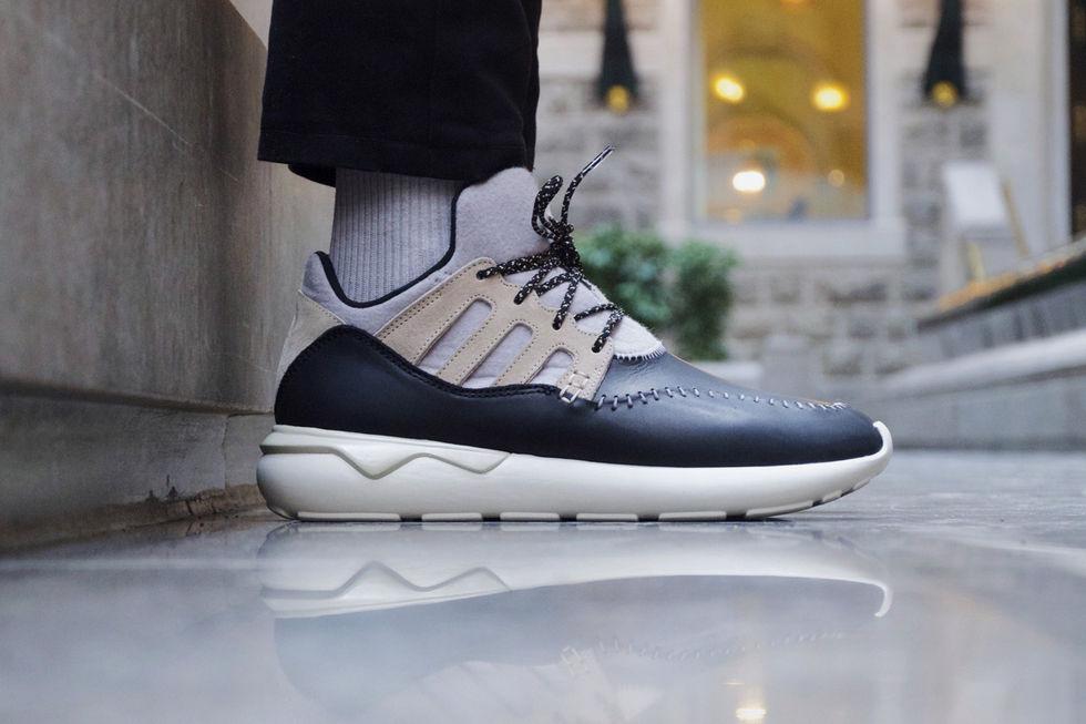 Adidas gör sko tillsammans  med OTH