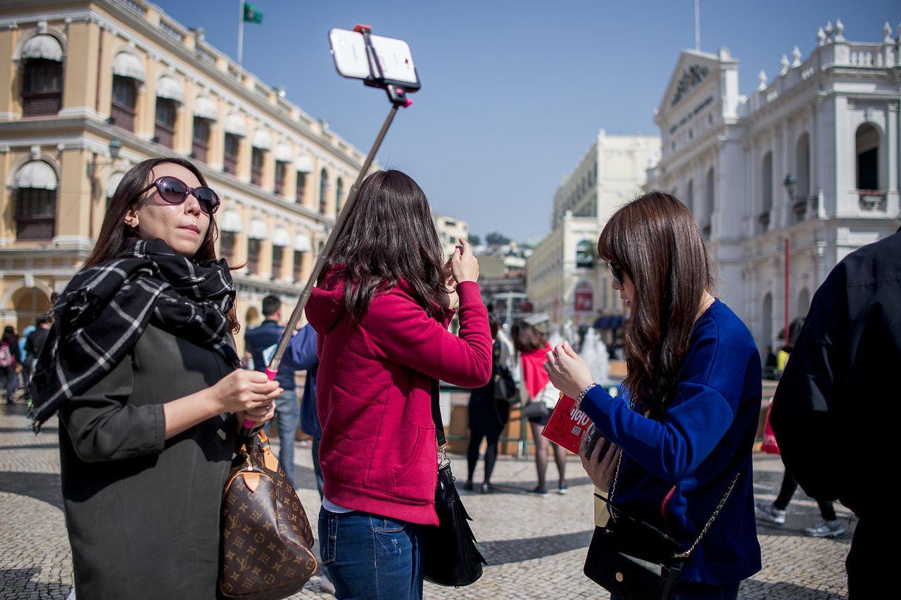 Apple förbjuder selfiepinnar på WWDC