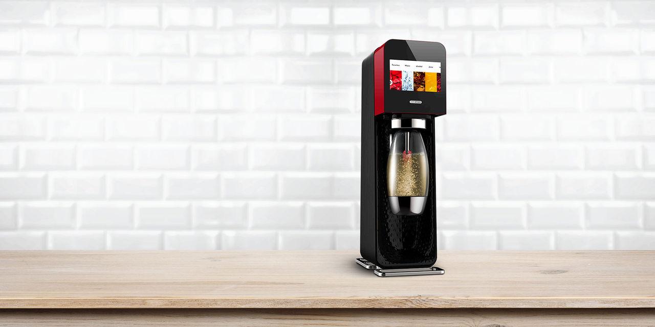 Sodastream för drinkar