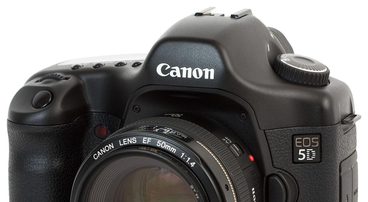 Canon 5D Mark IV kan släppas i två varianter