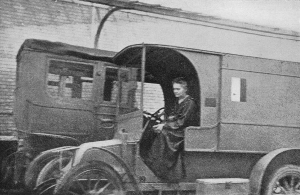 Marie Curies liv blir film