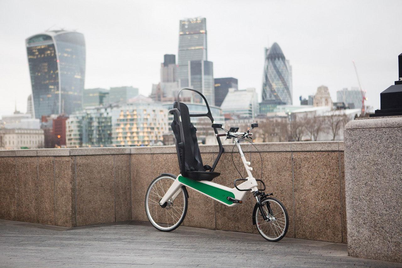 Det här ska vara världens säkraste cykel