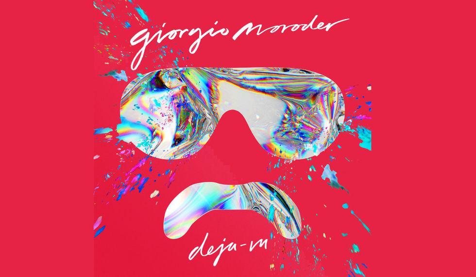 Giorgio Moroders nya singel med Sia släppt