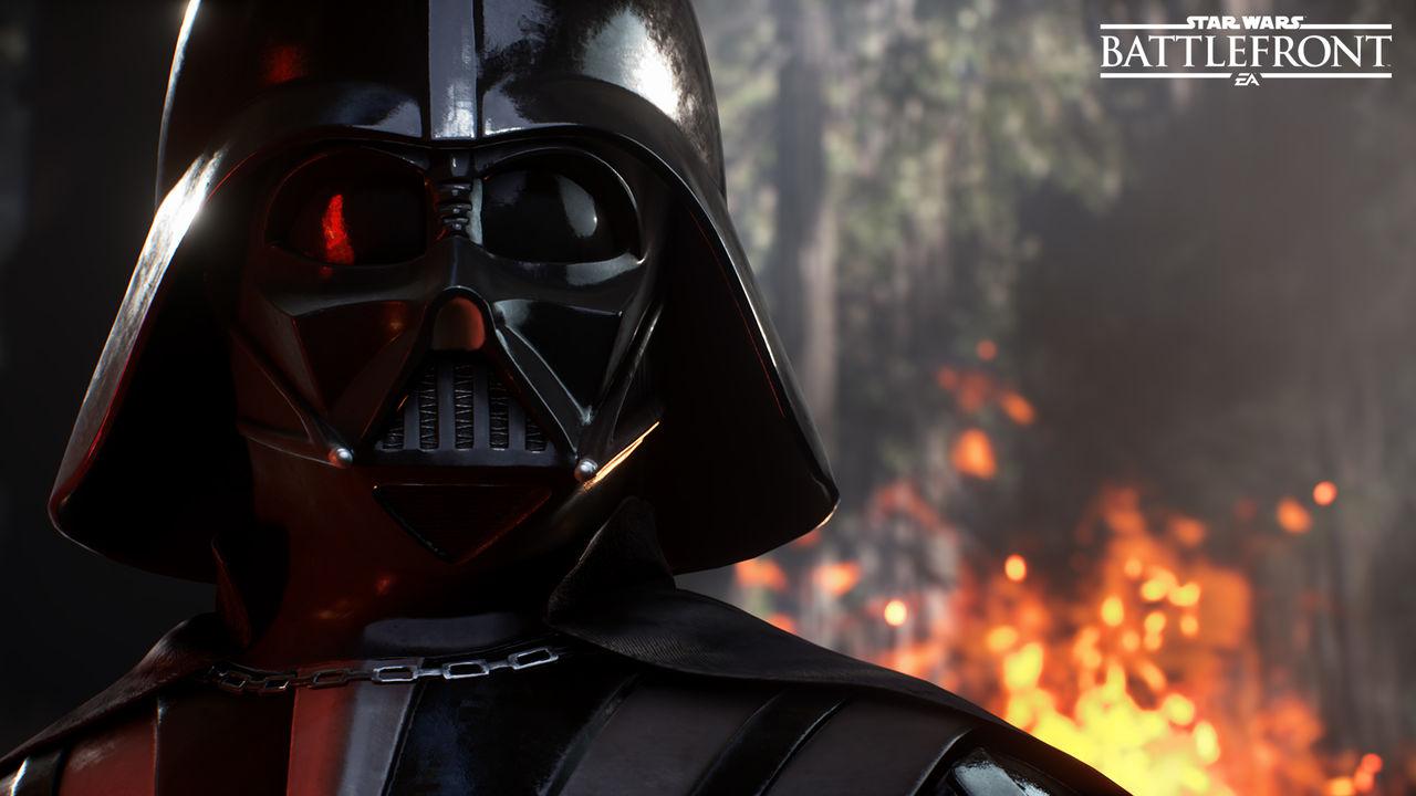 Första ordentliga bilderna från Star Wars: Battlefront
