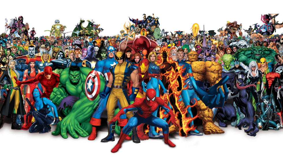 Marvel jobbar på en ny tv-serie