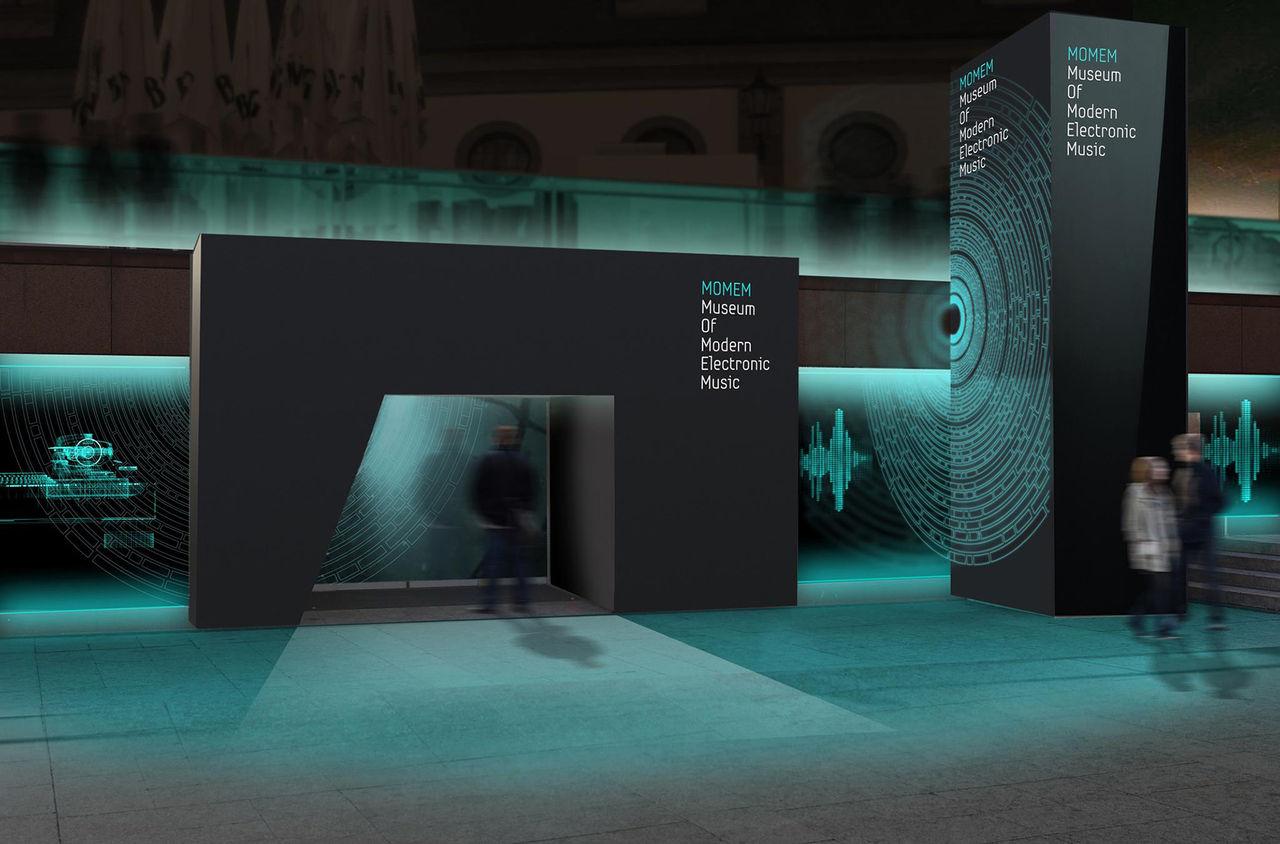 Techno-museum öppnar i Frankfurt 2017