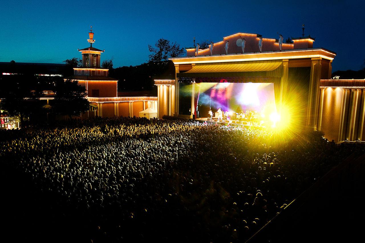 Liseberg presenterar årets artister