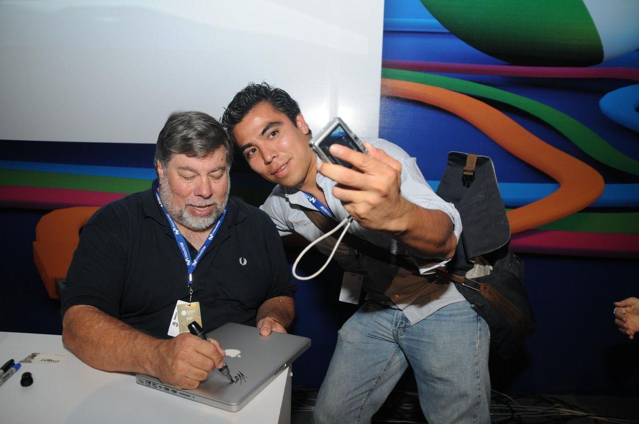 Steve Wozniak varnar för artificiell intelligens