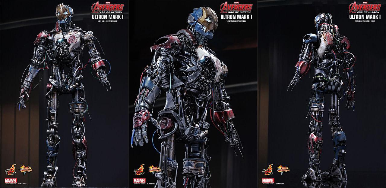 Hot Toys släpper Ultron-staty