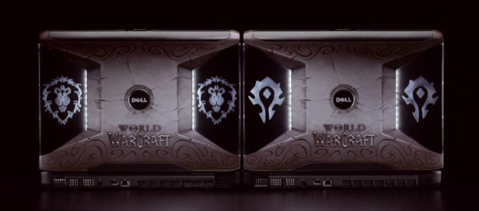 Dell hoppar på WoW-trenden