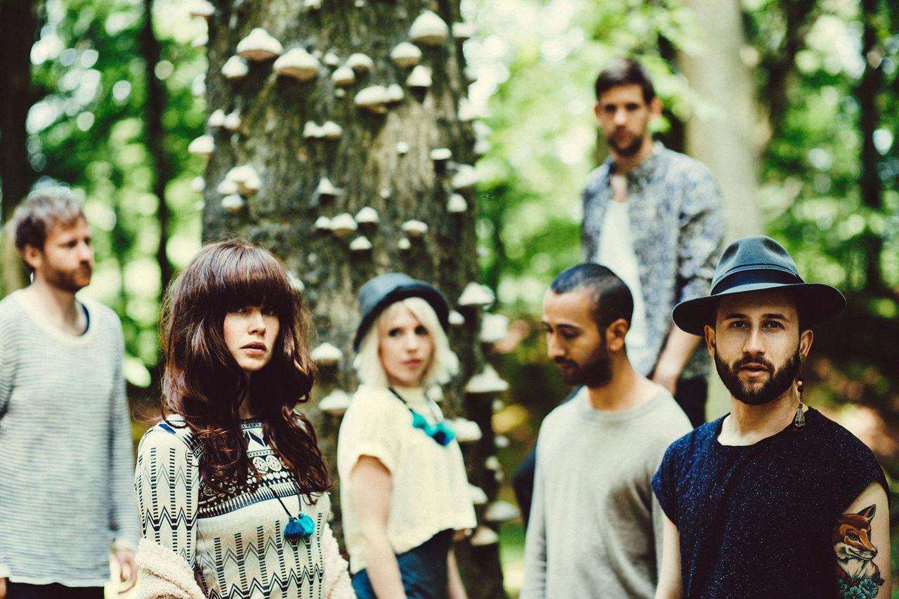 Dagens EP: Free Ticket av Hurricane Love
