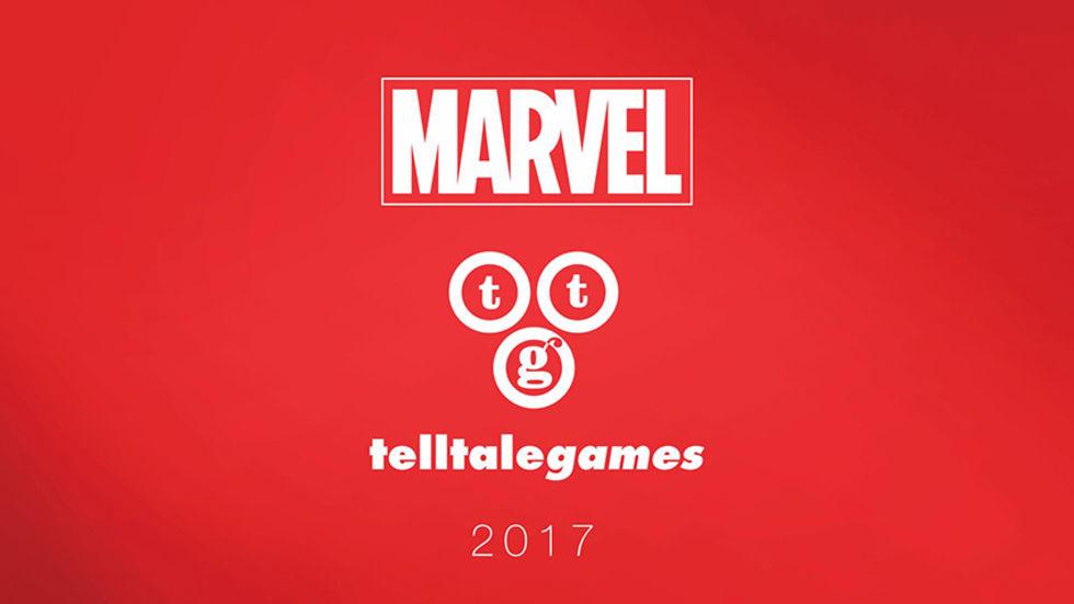 Telltale Games gör Marvel-spel