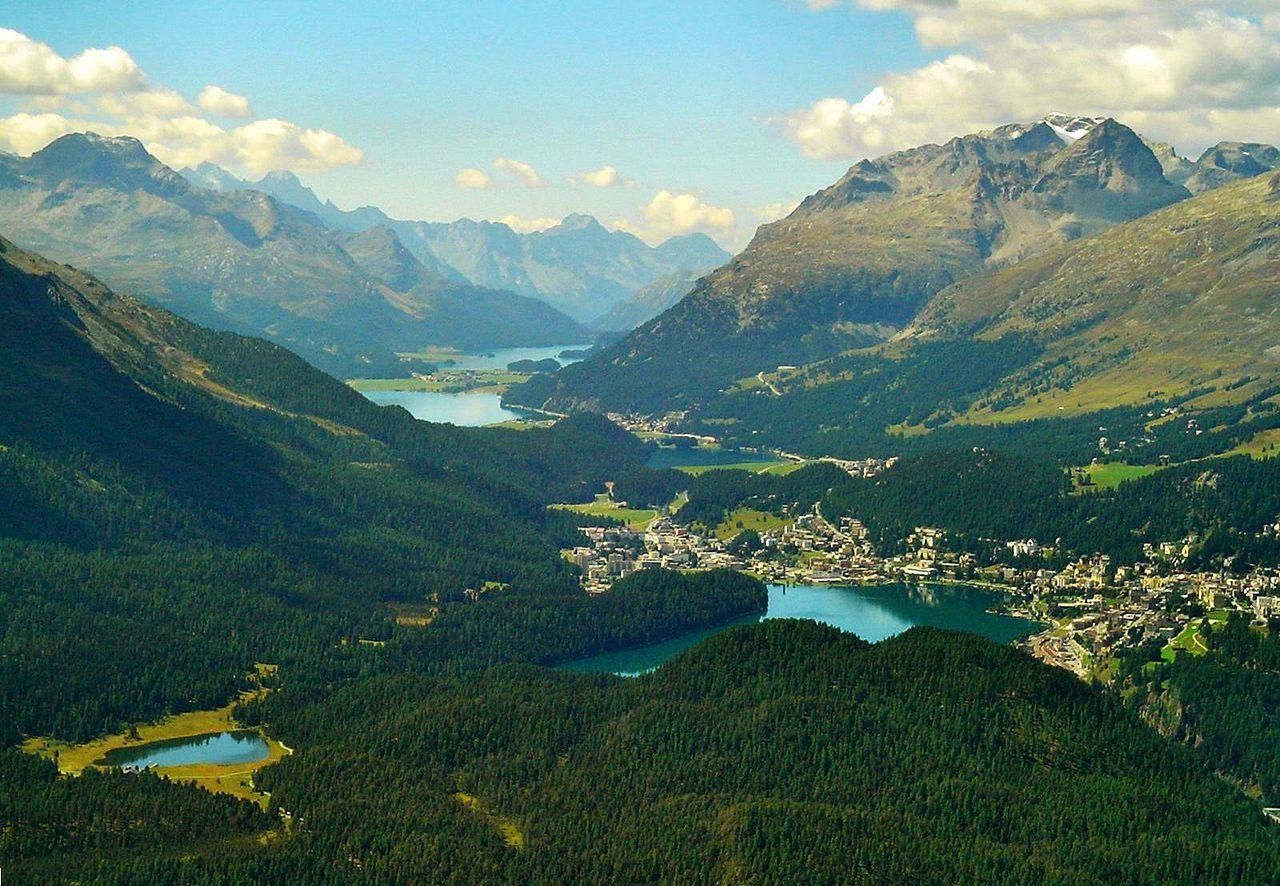 Schweizarna är världens lyckligaste