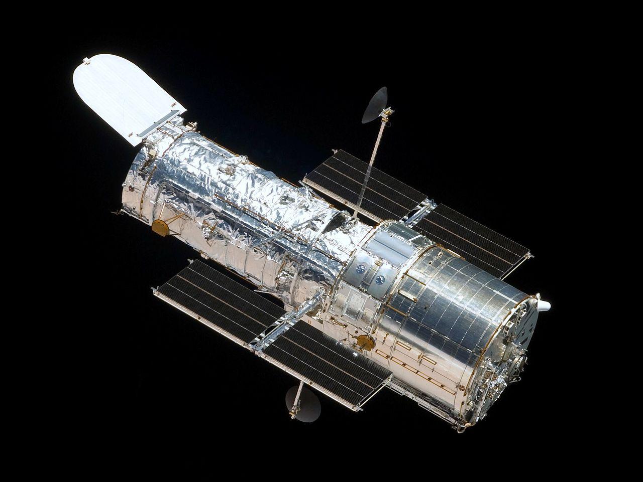 Tut i luren - Hubbleteleskopet 25 år