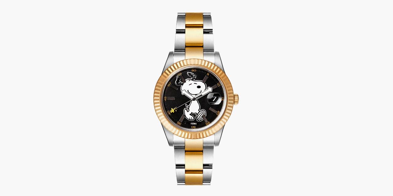 Ny Snobben-klocka från Bamford Watch Department
