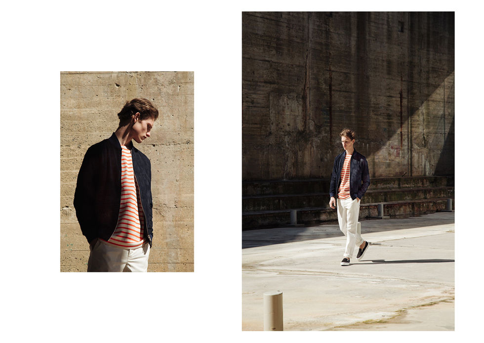 Norse Projects sommarkollektion