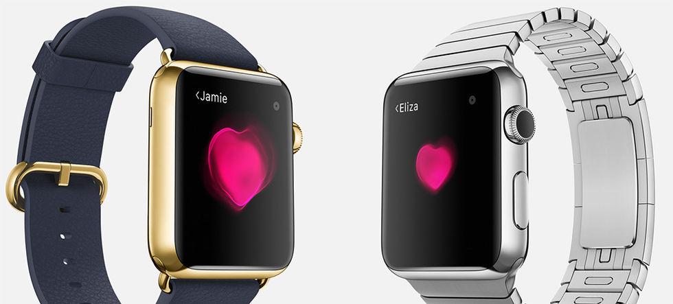 Komponentstrul försenar Apple Watch