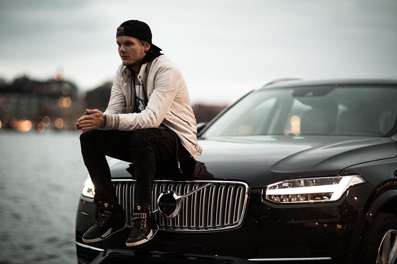Avicii frontar Volvos nya kampanj