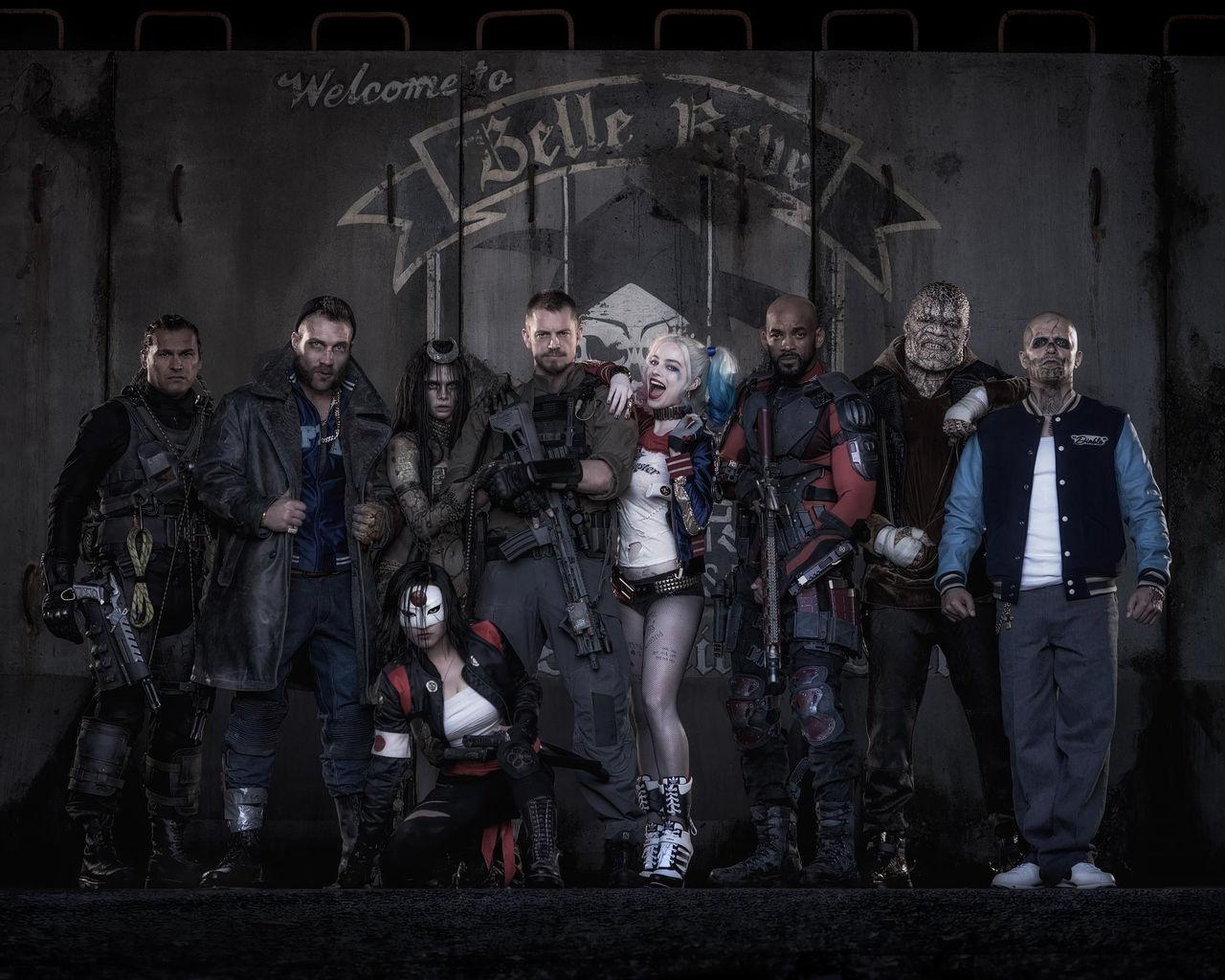 Bild på Suicide Squad
