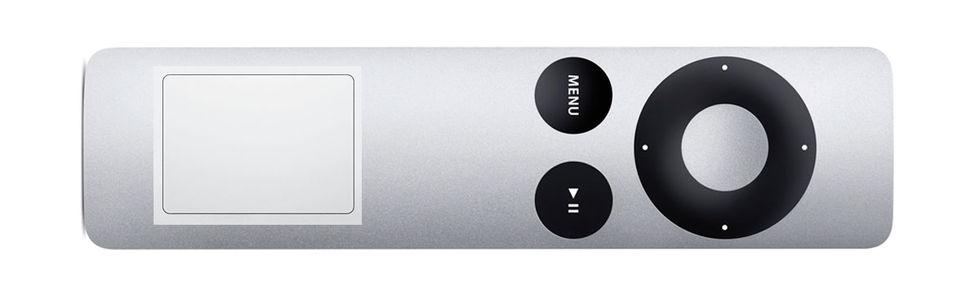 Apple TV får större fjärrkontroll