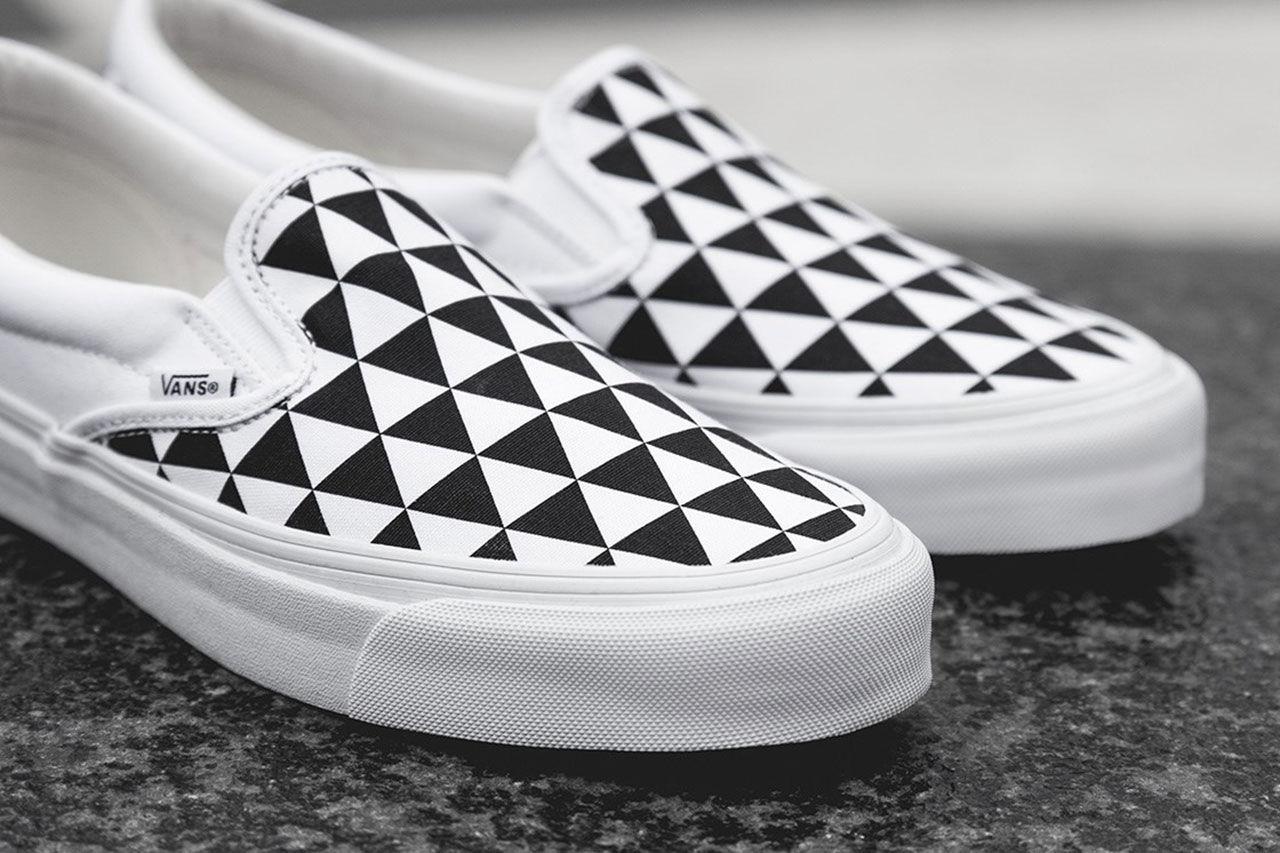 Sneakersnstuff och Vans släpper sko tillsammans