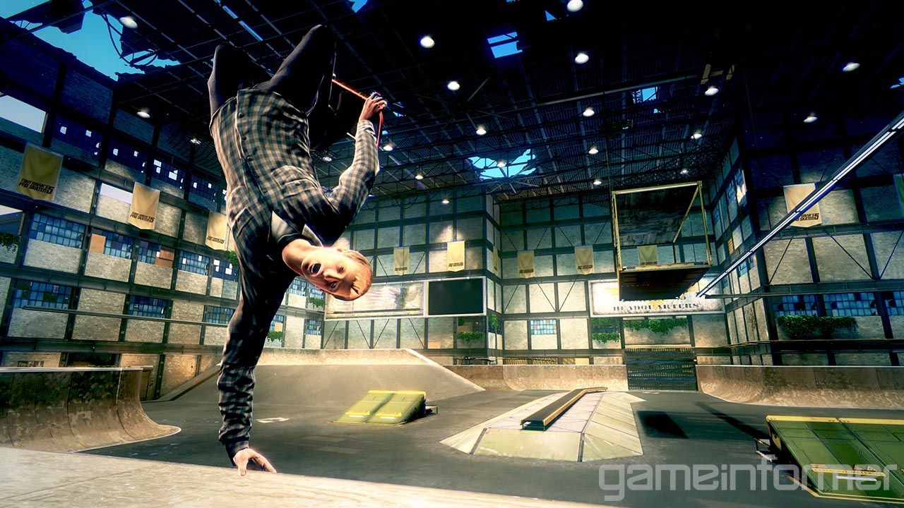 Tony Hawk's Pro Skater 5 släpps senare i år