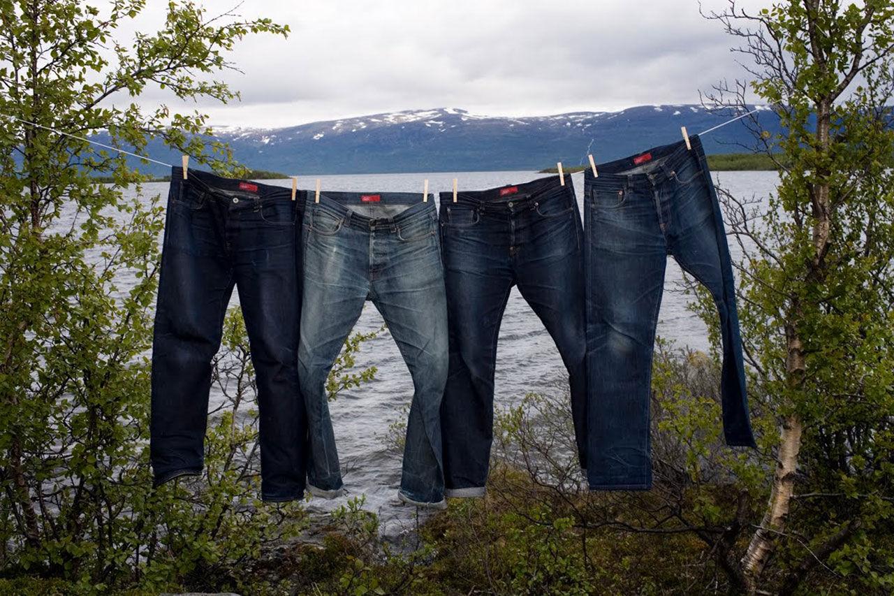 JanÅkes renskötning formade brödernas jeans