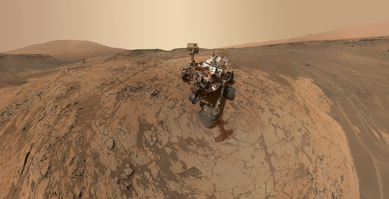 NASA vänder sig till allmänheten om hur man bäst överlever på Mars