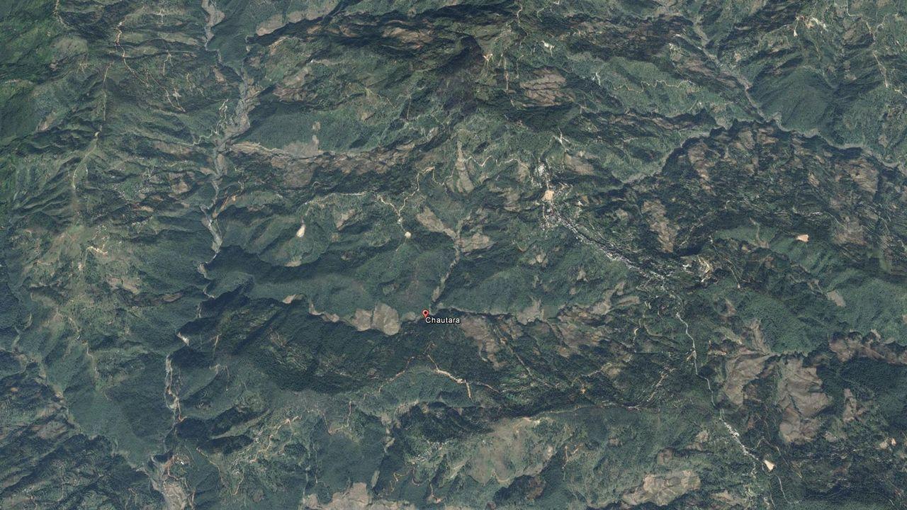Radarteknik från NASA hittar fyra överlevande i Nepal